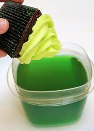 pretty inspiration glow in the dark food coloring in the dark