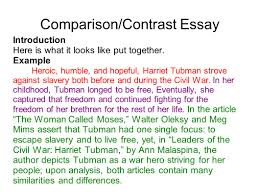 comparison and contrast essay samples a comparative essay introduction example literature essays literature essays essay for usa cover letter diamond geo engineering services example comparison and