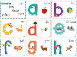printable alphabet mat alphabet play dough mats cursive print learning 4 kids