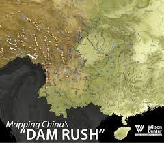 Changsha China Map by Interactive Mapping China U0027s U201cdam Rush U201d Wilson Center