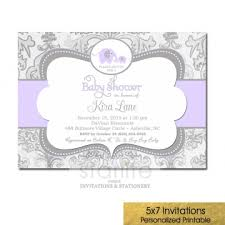 baby shower invitations starlite printables unique