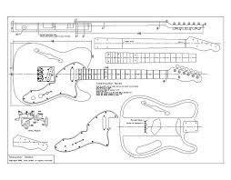 image result for telecaster template guitar stuff pinterest