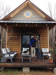 Tiny Cabin by Living Off The Grid Can Be Illegal Michigan Radio