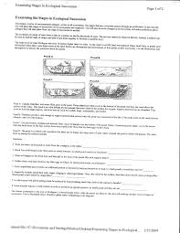 100 ecology study guide worksheet 106 best ecology images