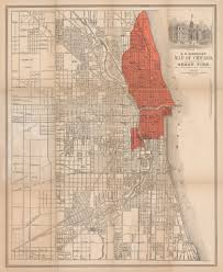 Map Of City Of Chicago by Vintage Maps Of City Plan Tagged