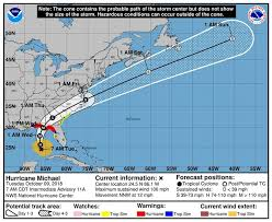 Florida Travel Forecast images Florida braces for hurricane michael travel updates here world jpg