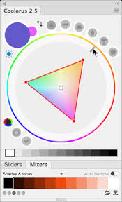 coolorus the best color wheel for photoshop