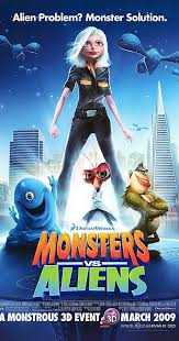monsters aliens 2009 imdb