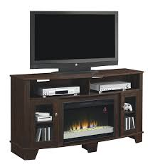 amazon com classicflame 26mm4995 nc72 la salle tv stand for tvs
