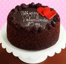 valentines day chocolate filgiftshop chocolate cake w happy valentines day filgiftshop