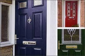 Cheap Exterior Doors Uk Cheap Fitted Doors Pvc U Doors Admiral Windows And Glass Ltd
