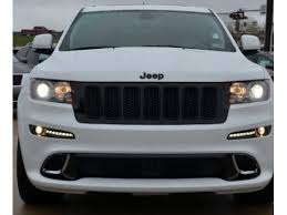 jeep srt8 grill jeep grand grille srt8 part no 5lx77dx8ab