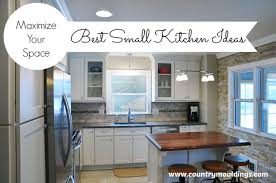 Small Spaces Kitchen Ideas The Best Small Kitchen Ideas The Most Of Small Spaces