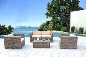 wicker patio furniture san diego outdoor wicker patio furniture set