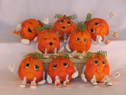 ceramic pumpkins custom unique handpainted ceramic gifts