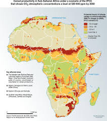Mediterranean Climate Map Climate Of Africa Wikipedia Africa Climate Map Geografie
