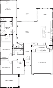 Keystone Floor Plans by Plan 1 Keystone Las Vegas Pardee Homes