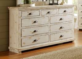 White Wooden Bedroom Furniture Amazon Com Progressive Furniture Willow Distressed Drawer Dresser