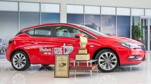 opel astra 2017 opel astra earns 13th car of the year award with wesbank sagmj