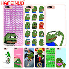 Meme Cell Phone - hameinuo internet meme smug frog pepe cell phone cover case for