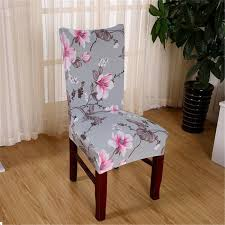 spandex seat covers 1 4 6 pcs stretch spandex chair covers dining room wedding banquet