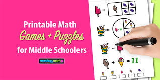 can your middle schoolers solve these math puzzles u2014 mashup math