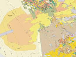 Map Of Greater San Francisco Area by Geogarage Blog New Maps Reveal California U0027s Seafloor
