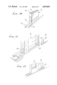 patent us4879850 modular building construction and method of