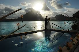 western wedding registry st regis bora bora honeymoon registry and wedding registry