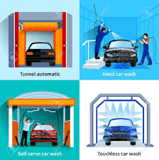 car wash service car wash center automatic touchless and self service facilities
