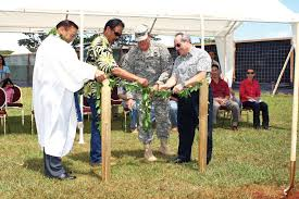 officials break ground for new housing at helemano hawaii army