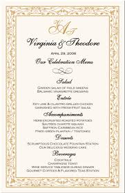 bling wedding programs icanhappy exles of wedding invitations 27