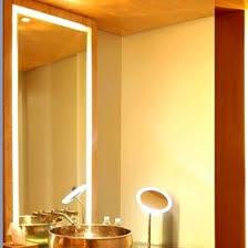 bathroom mirror with led lights led bathroom mirror hotel led