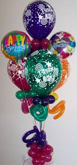 birthday balloon bouquets balloonlady biz ballloon bouquets for home deliveries
