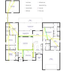 simple home wiring diagram wiring diagram byblank