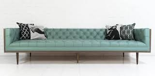 Leather Blue Sofa Www Roomservicestore Neutra Sofa In Pale Blue Leather