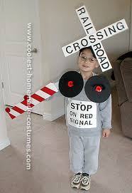 Conductor Halloween Costumes Coolest Homemade Child Costumes Costumes Children