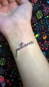 quote tattoo on side top 25 best patience tattoo ideas on pinterest unalome symbol