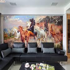 noah s ark decal removable wall sticker s baby wallpaper cartoon running horse picture wallpaper 3d wall mural sticker background art deco decal