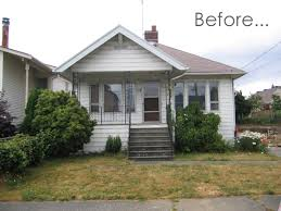 Before And After Home Exteriors by Exterior Home Renovation Ideas Home Renovation Ideas Before And