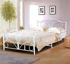 white queen bed frame cheap frame decorations