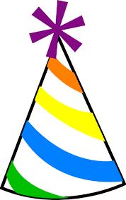 birthday hat birthday hat clip at clker vector clip online