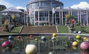 Georgia Botanical Garden by Exhibition Highlights Atlanta Botanical Garden