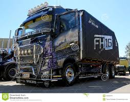 volvo truck trailer volvo truck wood trailer stock photos images u0026 pictures 59 images