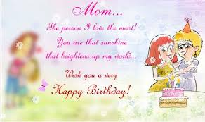 card invitation samples personalized happy birthday cards for mom