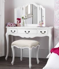 White Vanity Table With Drawers Bedroom Furniture Sets Dressing Table Chair Oak Vanity Table