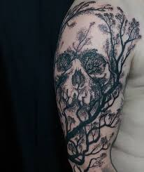 image result for tree sleeve tattoos do marco