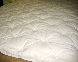 natural sense organic mattress mattress toppers