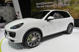 porsche cayenne hybrid reviews 2017 porsche cayenne s hybrid 2017 2018 electric cars
