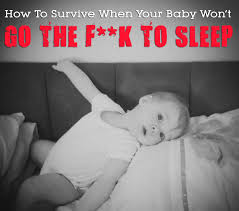 Tips On Getting Baby To Sleep In Crib by How To Survive When Your Baby Won U0027t Go The To Sleep